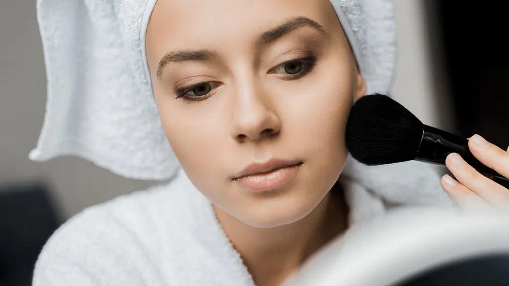 Makeup on Oily Skin